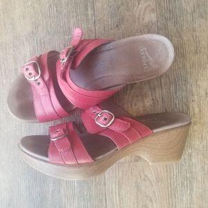 Dansko Jessie Double strap sandals